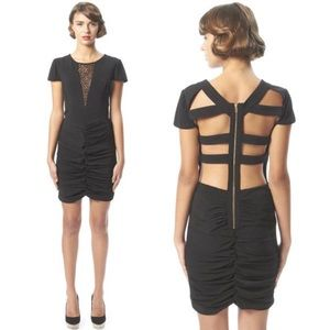 🇨🇦 Cage Back Cut-Out Vera Dress, Size 4, 8, 10